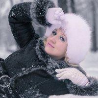 В красках декабря :: Рашид Рахимов