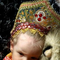 Принцесса  Несмеяна :: олег свирский