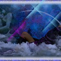 Летая в облаках :: Nikolay Monahov