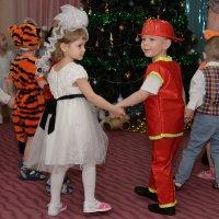 Карнавал в детском саду :: Anatolyi Usynin