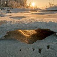 Ледяное представление... :: Сергей Герасимов