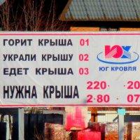 Из жизни ростовских крыш :: Нина Бутко