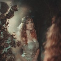 Зеркало :: Ольга Кондрусь