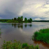 Небесный Островок :: Vera Ostroumova