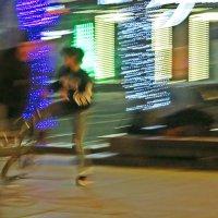 "Скоро  Новый год! (""Скорость!""  Надо торопиться  всего 2  дня  до праздника) :: Виталий Селиванов"