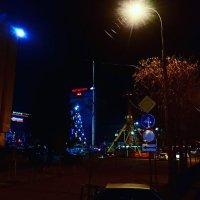 Ночной город :: Максим Трофименко