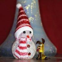 В Новый год пойдём вместе... :: Валерий Басыров