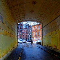старинная арка :: Наталья Сазонова