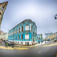 Москва. Улица Мясницкая. :: Игорь Герман