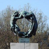 Парк скульптур Вигеланда :: Natalia Harries