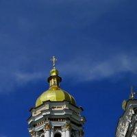 Большая  колокольня Киево-Печерской Лавры :: Владимир Бровко