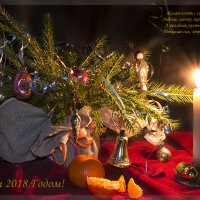 С Новым Годом, Друзья! :: Елена Струкова