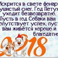 С наступающим Новым годом!!! :: Вера Щукина