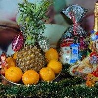 Счастливого Нового года, друзья и коллеги! :: Андрей Заломленков