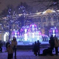 Новогодний вечер :: Вера Моисеева