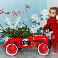 C новым годом! :: лина сергеева
