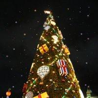 Новогодняя Москва :: Galina Belugina