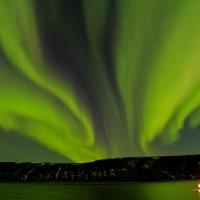 Небесные всполохи Арктики :: Александр Велигура