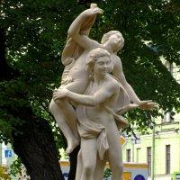 Похищение сабинянок :: Сергей Карачин
