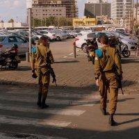 Израиль. :: Пётр Беркун