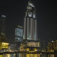 Бизнес центр Дубай Марина :: Gennadiy Karasev