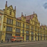 Дом в Нижнем Новгороде :: Сергей Цветков