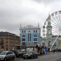 Контрактовая площадь (Киев) :: Олег Шендерюк