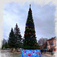 С Новым Годом! :: Sergey Serebrykov