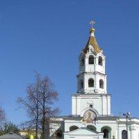 Храм святителя Николая Мирликийского на Трех горах :: Анна Воробьева