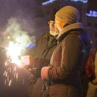Новогодняя суета :: Михаил Почкалов-Семченков