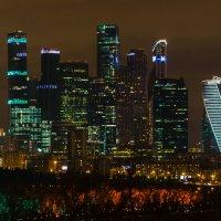 Москва-Сити :: Николай Бирюков