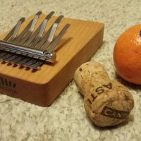 Колимба, пробка и мандарин. :: Odissey