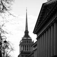 Адмиралтейство :: Olya Lanskaya