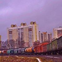 Поезд приехал! :: Vladimir Semenchukov