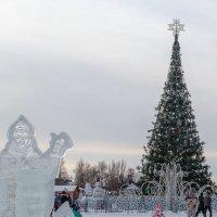 К нам приходит Новый год :: Леонид Никитин