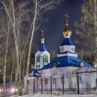 Деревянные церкви Руси... :: Виктор