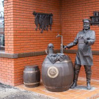 Самарский пивовар :: Олег Манаенков