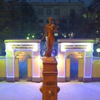 красивый Новокузнецк :: Юрий Лобачев