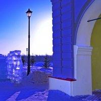 Лед и солнце :: Дмитрий Иванцов
