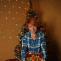 Новогоднии фантазии :: Артур Овсепян