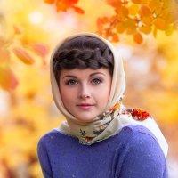 """""""Осенняя красавица"""" :: Дина Агеева"""