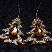 серёжки для ёлочки :: Роза Бара
