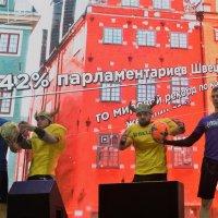 Швеция-Италия! :: Татьяна Помогалова