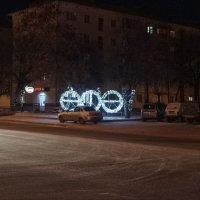 Уфа Новый год :: Георгий Морозов