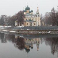 Новогодний Углич :: Евгения Куприянова