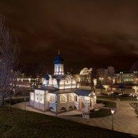 Храм Зачатия Праведной Анны :: Юрий Кольцов