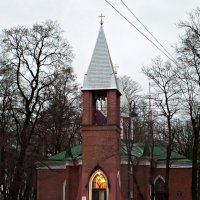 Церковь Рождества Иоанна Предтечи. :: Марина Харченкова