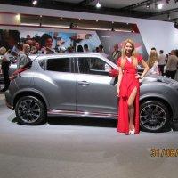 Nissan Juke Promo) :: Борис Хантер