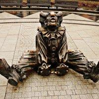 Москва.Памятник клоуну :: Galina Belugina