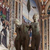 Duomo di Siena. Библиотека Пикколомини. :: Надежда Лаптева